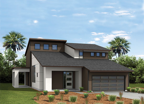 Terrawise Homes Floor Plan Gallery is Jacksonville