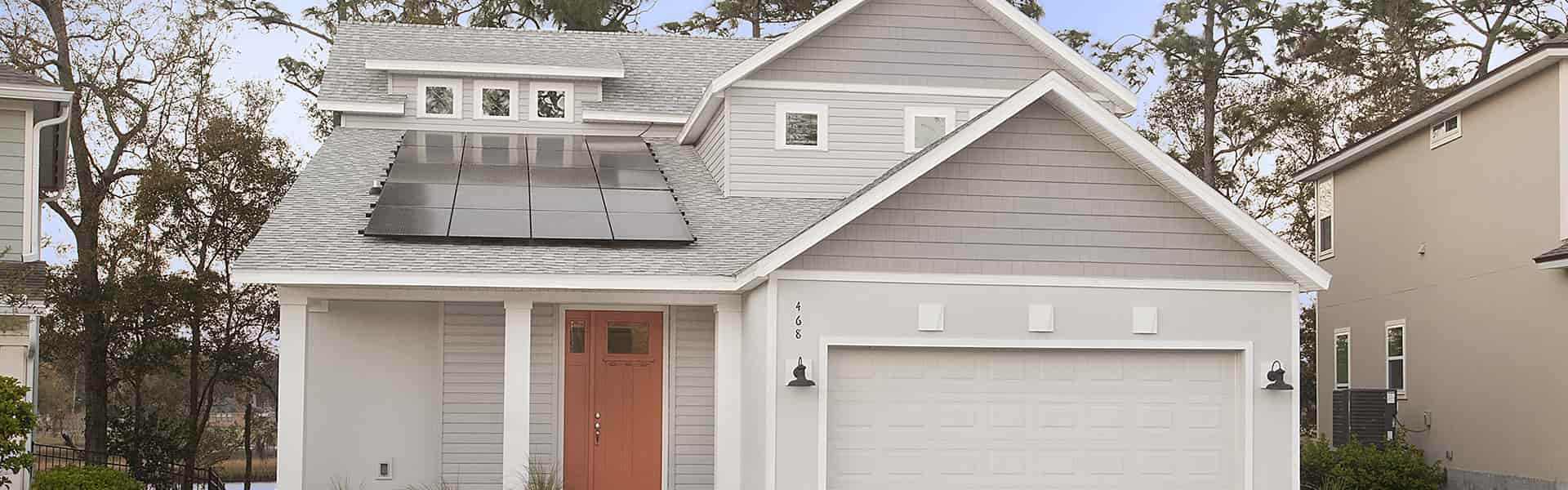 TerraWise builds Solar Powered Energy Efficient Homes.